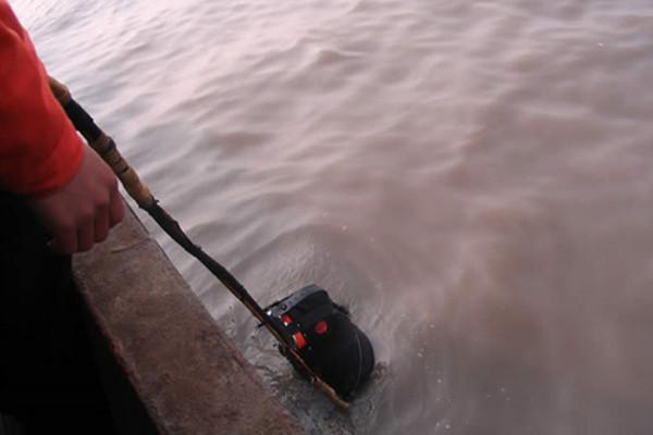 船舶推进器解缠