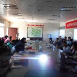 咨询部组织对八里台示范小城镇三期安置区项目