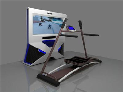 室內滑雪設備