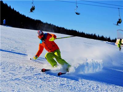 天津室內滑雪機