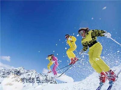 天津室內滑雪設備