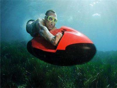 如何選擇合適的水下推進器?