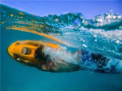 潛水推進器運行原理及國內外產品的差異