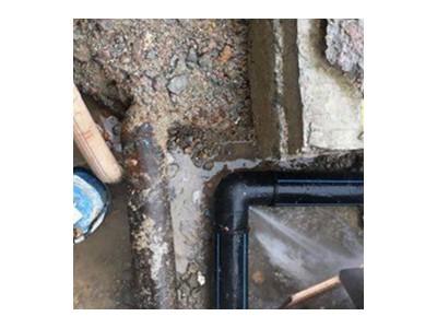 PE管道漏水檢測