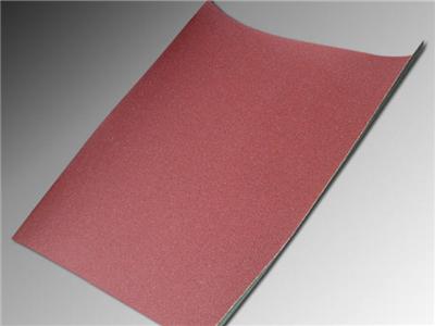砂紙的應用領域看看廠家為您分析