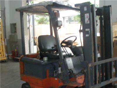 河北叉车租赁在物料搬运中的安全简述