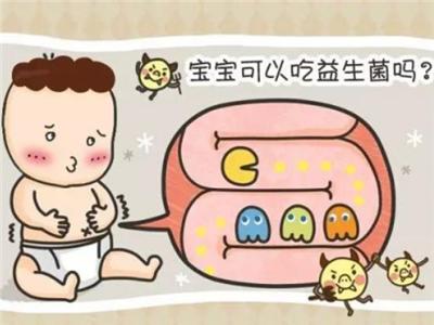 注意婴幼儿益生菌不能随意给婴儿食用