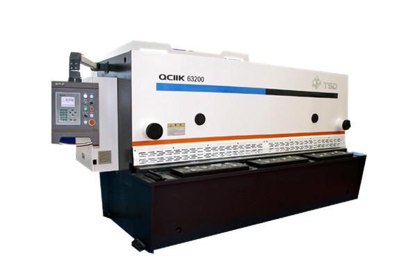 QC11K(Y) 閘式剪板機