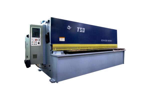 QH12K(Y) 擺式剪板機