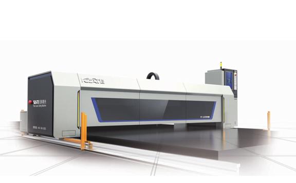 YT-LC12040M龙门激光切割机