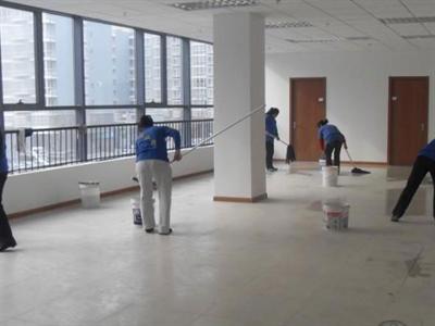 天津保潔公司進行開荒保潔的意義有哪些?