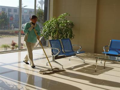 天津保潔公司告訴你清潔工作注意事項有哪些