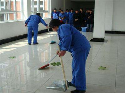 選擇天津保潔公司注意的事項有哪些?